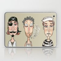 Men Laptop & iPad Skin
