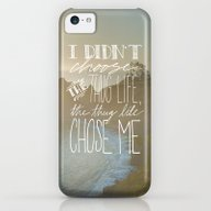 Oddly Placed Quotes 2 : … iPhone 5c Slim Case