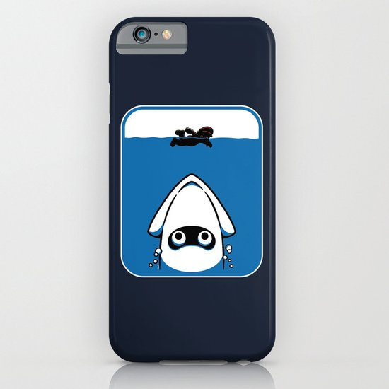 The Great White Blooper iPhone & iPod Case