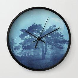 Wall Clock - Mystic tree - Art4U