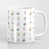 Pineapples Mug