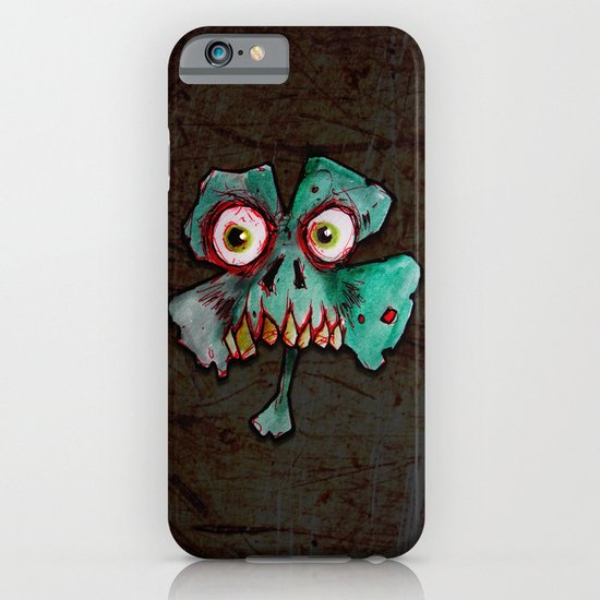St. Zombie Day iPhone & iPod Case