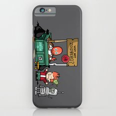 The Doctor is In.... Why not Zoidberg? Slim Case iPhone 6s