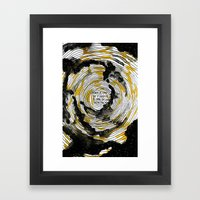 I Fell In Love With The … Framed Art Print