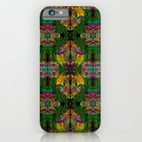 iPhone & iPod Case featuring Pineapple by Laura Sturdy