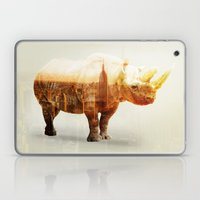 New York Rhyno Laptop & iPad Skin