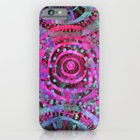 Amelie {Pattern 2B} iPhone 6 Slim Case