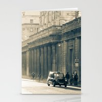 Old street that vanishes Stationery Cards