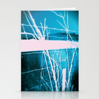 Alive at Night Stationery Cards