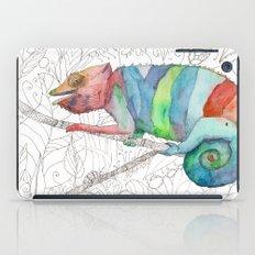 Chameleon Fail iPad Case