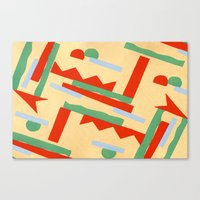 Art Deco 38 Canvas Print