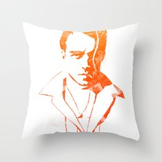 Lovelocked Throw Pillow