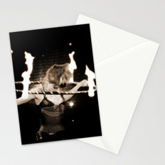 When Will They Burn? Stationery Cards