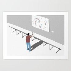 Gallery Art Print