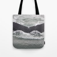 Butterfly Of The Ocean Tote Bag
