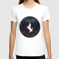 unicorn T-shirts featuring Unicorn by Danse de Lune