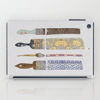 Color Your Life iPad Case