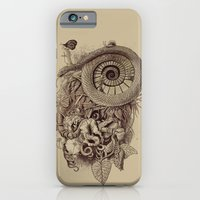 iPhone & iPod Case featuring Descent by Jorge Garza