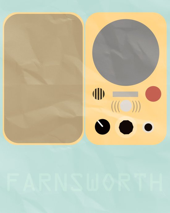 Farnsworth Art Print