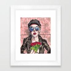 Good Fortune Framed Art Print