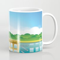 Brooklyn Brownstones Mug