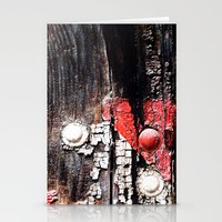 Eroded Stationery Cards