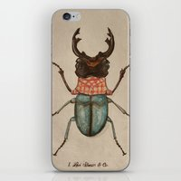 Urban Bug #1 iPhone & iPod Skin