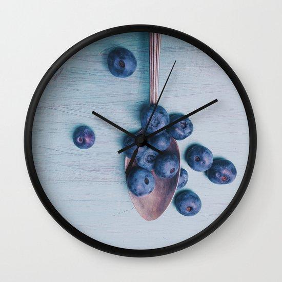 Goodness Overflows Wall Clock