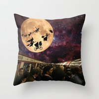 Magic From The Mundane -… Throw Pillow