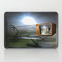 Cable TV iPad Case