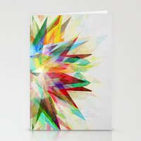 Colorful 6 Stationery Cards