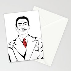Salvador Dali Stationery Cards