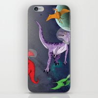 Extinction: The Final Fr… iPhone & iPod Skin