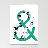 & then.... Stationery Cards