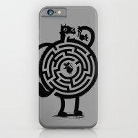 Amazin' Cat iPhone 6 Slim Case