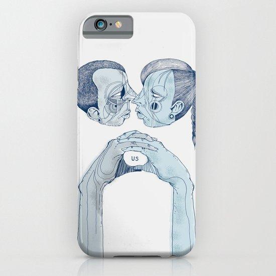 'Us & Them' iPhone & iPod Case