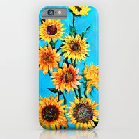 iPhone & iPod Case featuring SUNSHINE by Jordan Soliz