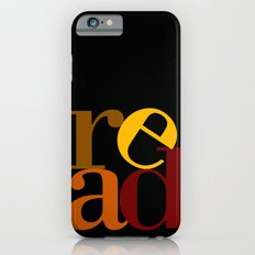 read love iPhone 6 Slim Case