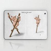 Stick in the Mud Laptop & iPad Skin