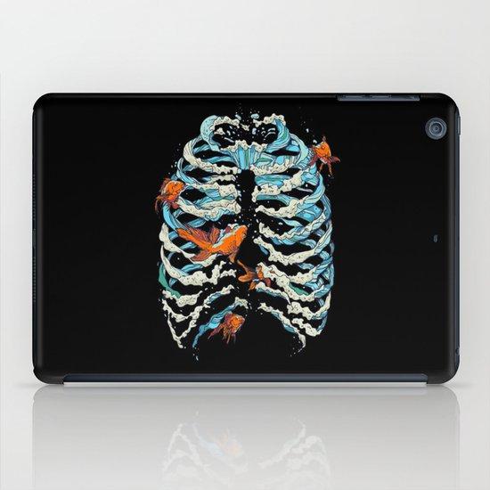 FISH BONE  iPad Case
