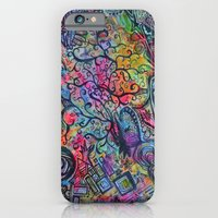 Morgana-Thee  iPhone 6 Slim Case