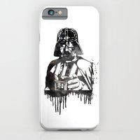 darth vader iPhone & iPod Cases featuring Darth Vader by Jon Hernandez