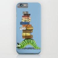 Monsieur Caterpillar iPhone 6 Slim Case