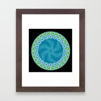 Mandala 23 - 2014 Limited Reproduction Products Framed Art Print