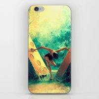 TAURUS from the Dancing Zodiac iPhone & iPod Skin