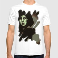 Wise In Witchcraft Mens Fitted Tee White SMALL