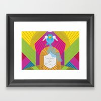 Anointed For Burial (by … Framed Art Print