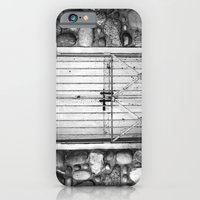 In The Cemetary iPhone 6 Slim Case