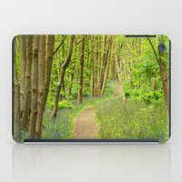 FOREST PEACE iPad Case