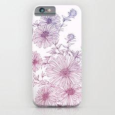 Chrysanthemum iPhone 6 Slim Case